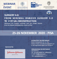 SURGERY 4.0: FROM MINIMAL INVASIVE SURGERY 3.0 TO VIRTUAL RECONSTRUCTION